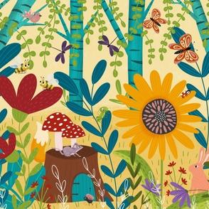 Hidden garden creations - Playmat