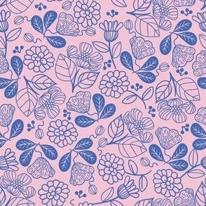 Petunias Royal Purple