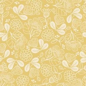 Petunias Sunny Yellow