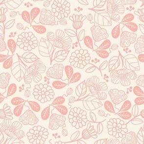 Petunias Strawberry Pink