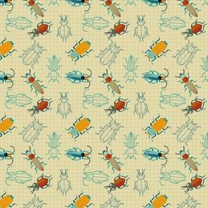 retro bugs - 2000px - 300 ppi - 17 cm