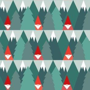 Mountain gnomes