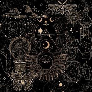 Mystical Elements - Large