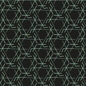 Geometric jasmine