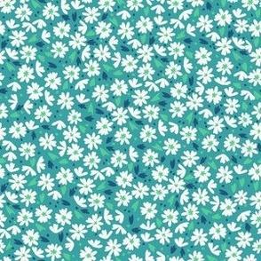 Scatter Daisy / jade
