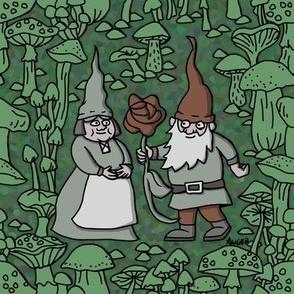 Gnomes in Love