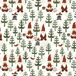 Christmas Gnomes - Medium