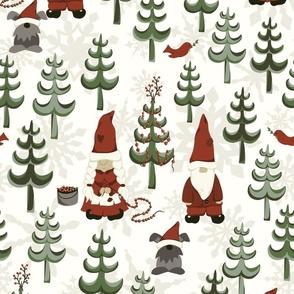 Christmas Gnomes - Large