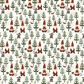 Christmas Gnomes - Small
