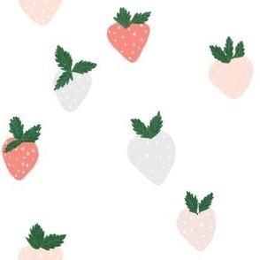 Strawberries 7 inch