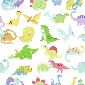 Cute Dino - Large