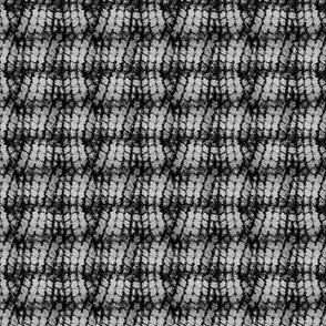 Small Grunge Cobblestones - silver