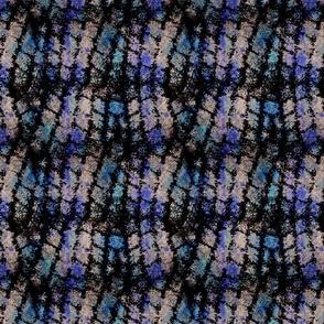 Grunge Cobblestones - galaxy splatter