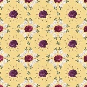 Zora in Faint Yellow | Dollhouse Scale