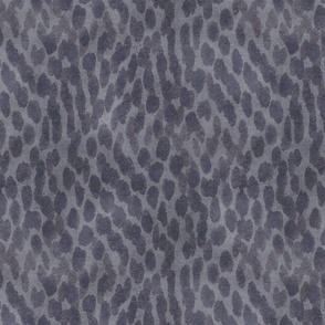 Grunge spots - clouded leopard