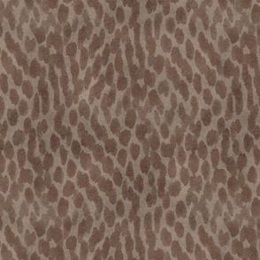 Grunge spots - savannah giraffe