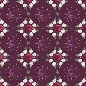 Zora in Purple | Dollhouse Scale