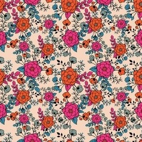 Floral ways - Tiny