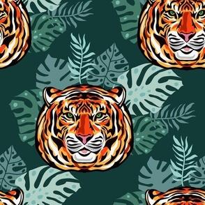 Tiger pattern 88-01