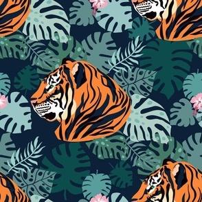 Tiger pattern 91-01