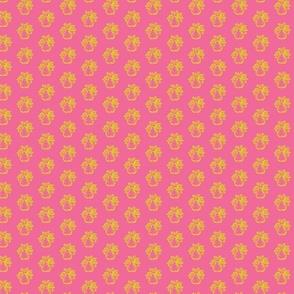 Peach Garden-Pink Pear Small Scale