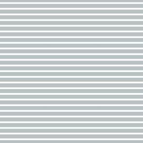 Dusty Blue Stripes