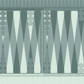 backgammon-pine-green