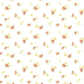 Scattered Flower Petals - Small