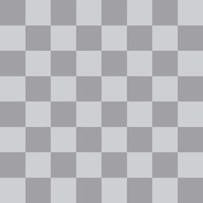 """1"""" checkerboard grey one inch squares - checkers chess"""