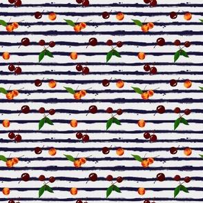 Very Cherry Summer Stripes