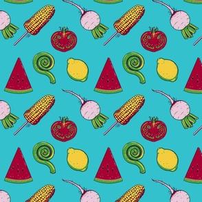 Summer Produce