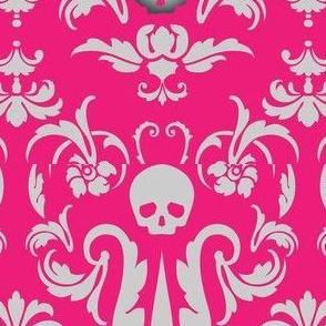 Skull Demask-Cherry
