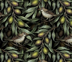 Olive Branches & Warblers