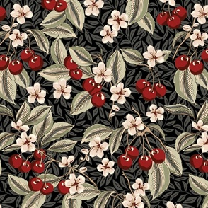 Cherries - Large - Red