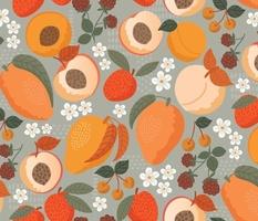 Peachy Mango lychees