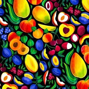 Stone Fruit Fiesta - Large Scale
