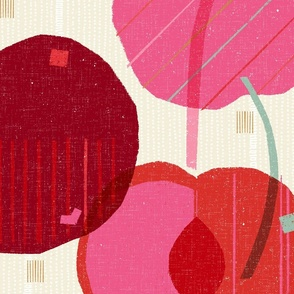 Mod Cherry M+M Vanilla Large by Friztin