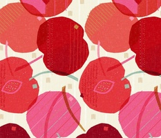 Mod Cherry M+M Vanilla Medium by Friztin
