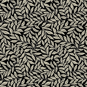 Branches - Pale Grey, Black