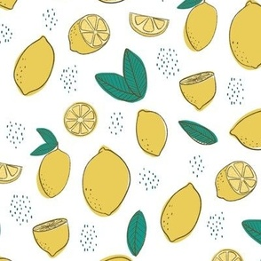 Lemon Toss