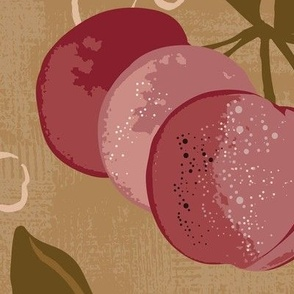 plums blossom caramel caramel XL jumbo