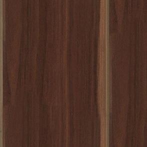 Walnut Wood Paneling