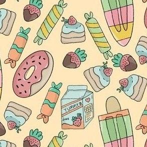 Summer Kawaii Sweets