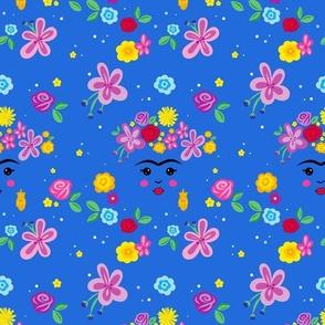 Frida's Azul Garden