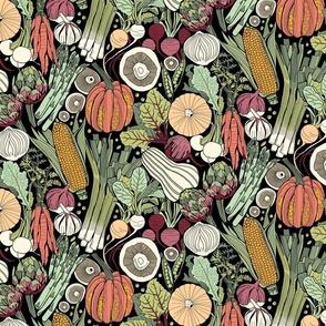 Vegetable Garden - Small