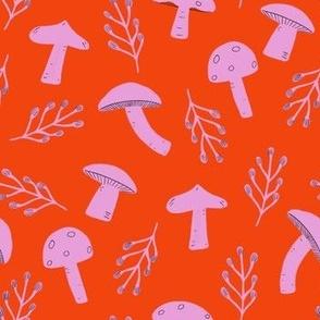 Mushrooms in Lobster