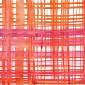 cestlaviv_madras orange pink