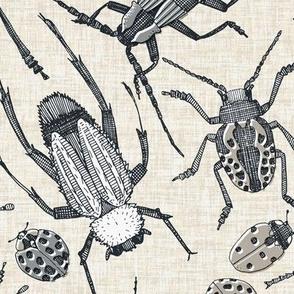 beetles retro neutral
