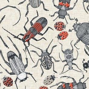 beetles retro small