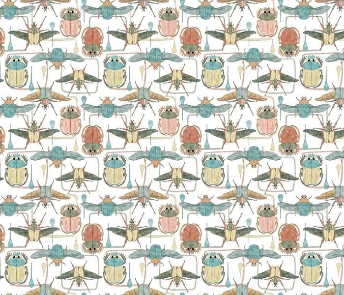 Retro Beetles (medium scale)by JAF Studio